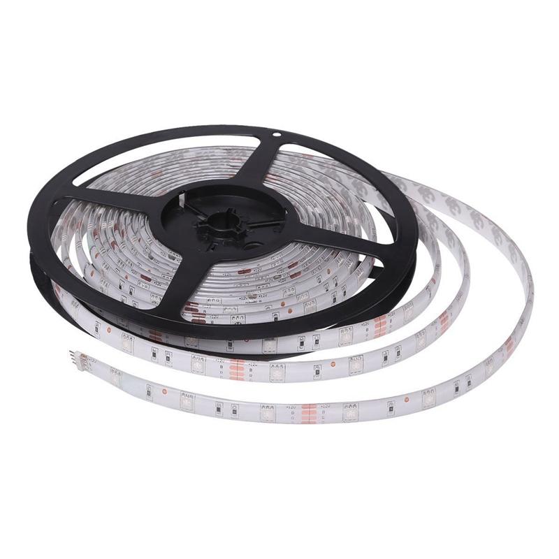 10M-Impermeable-Luz-de-Tira-flexible-300-LED-SMD5050cambio-de-color-LED-Luz-d-ER
