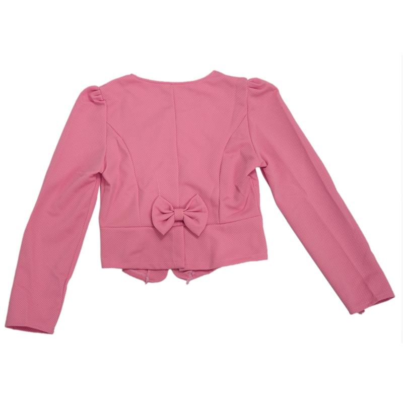 1X-Chaqueta-delgada-de-moda-de-mujer-Traje-de-Blazer-de-manga-larga-Abrigo-A9S8 miniatura 6