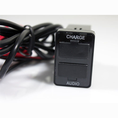 It WILL NOT Add USB Audio Feature If Your Car Audio Does Not Have The USB  Connector. Professional Installation Is Highly Recommended. Color:Black