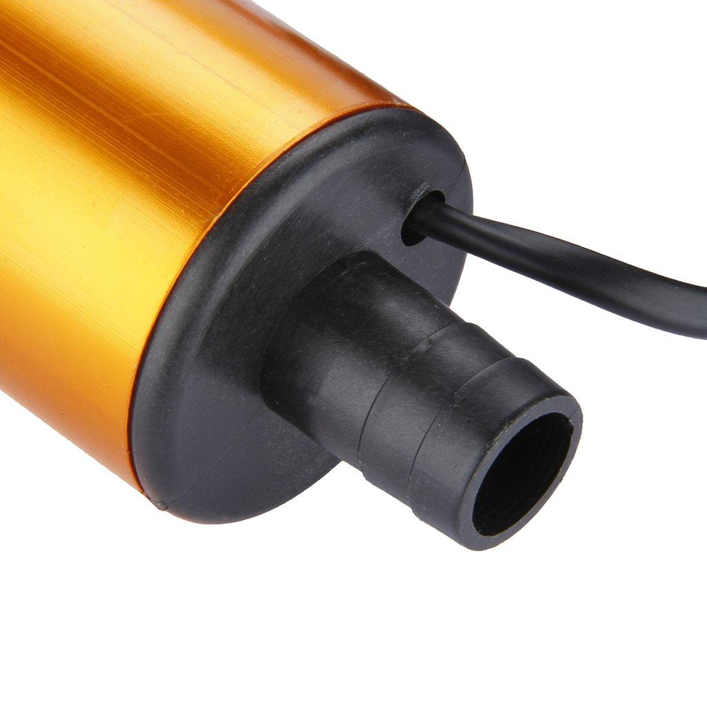 60w pompe de transfert carburant diesel eau huile voiture. Black Bedroom Furniture Sets. Home Design Ideas