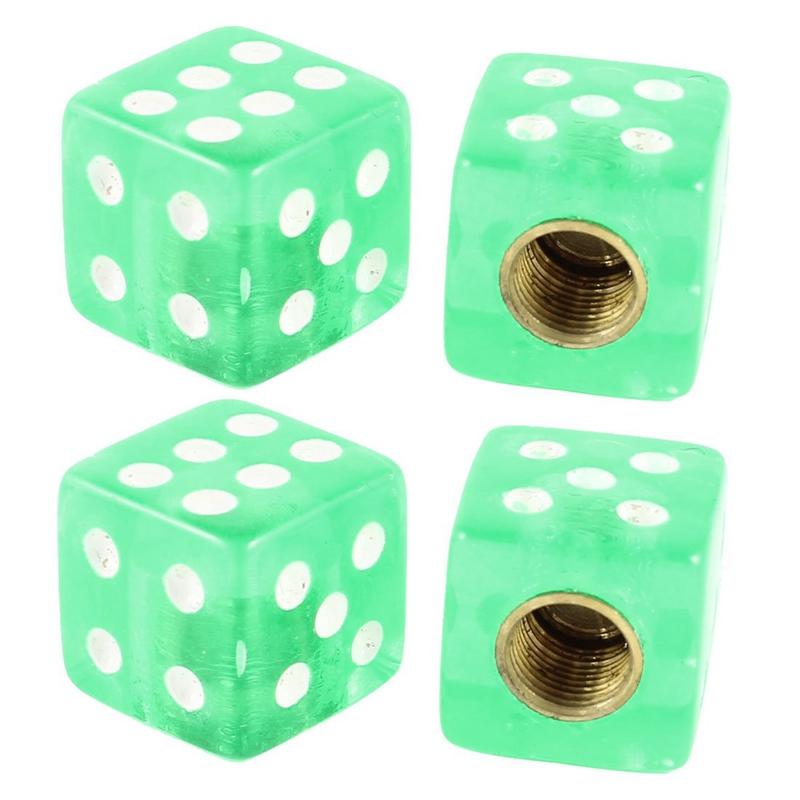 4-pieces-Capuchons-de-tige-de-soupape-de-pneu-pour-voiture-en-forme-de-cube-C2K7