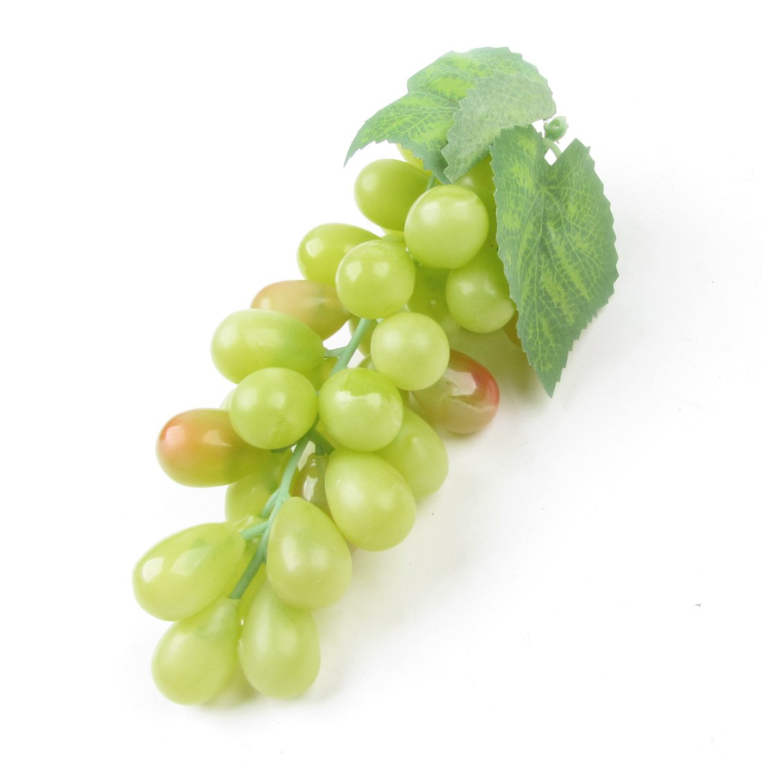 Artificial plastic fruit grapes cluster home office for Artificial cherries decoration