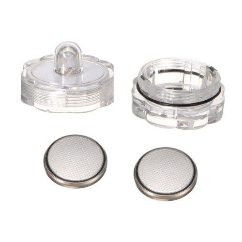 1X-LED-lampe-de-bougie-lumiere-de-The-de-LED-impermeable-lampe-de-bougies-d-7K1 miniature 5