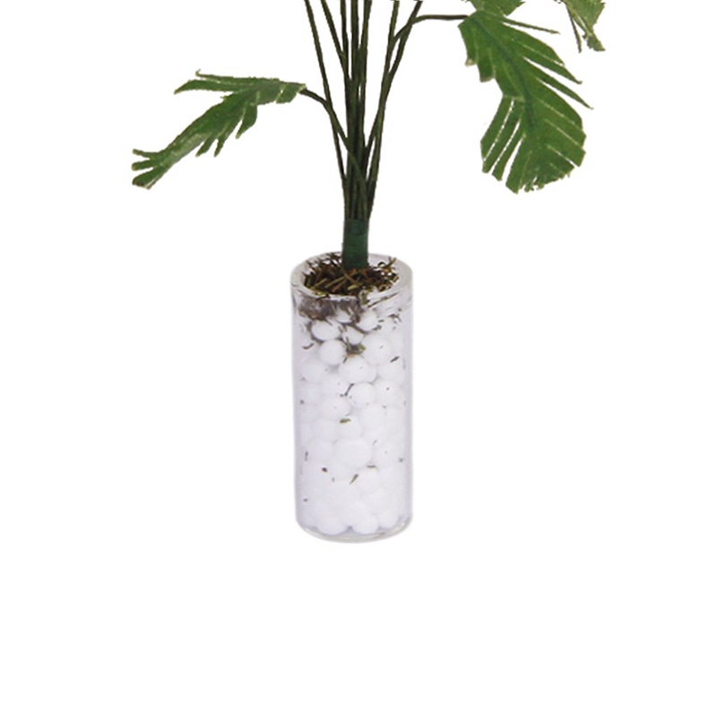 1-12-green-banana-white-bottle-Doll-House-Miniature-Garden-Accessories-Z8D5 thumbnail 3