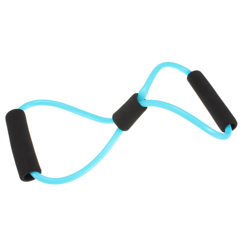 Fitnessband Soft Expander Resistance Tube Gymnastik Yoga