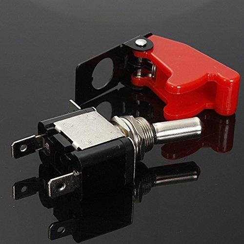 12V-20A-Palanca-del-Interruptor-basculante-inversor-On-Off-LED-ON-OFF-SPS-M9I5 miniatura 4