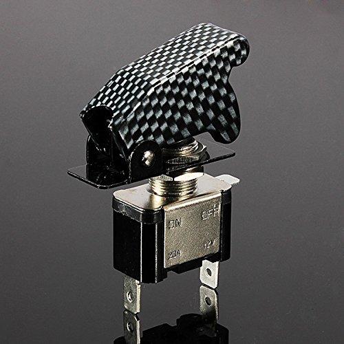 12V-20A-Palanca-del-Interruptor-basculante-inversor-On-Off-LED-ON-OFF-SPS-M9I5 miniatura 8