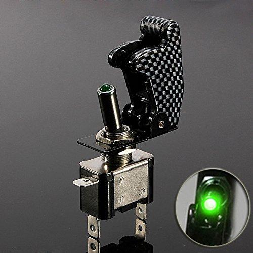 12V-20A-Palanca-del-Interruptor-basculante-inversor-On-Off-LED-ON-OFF-SPS-M9I5 miniatura 9