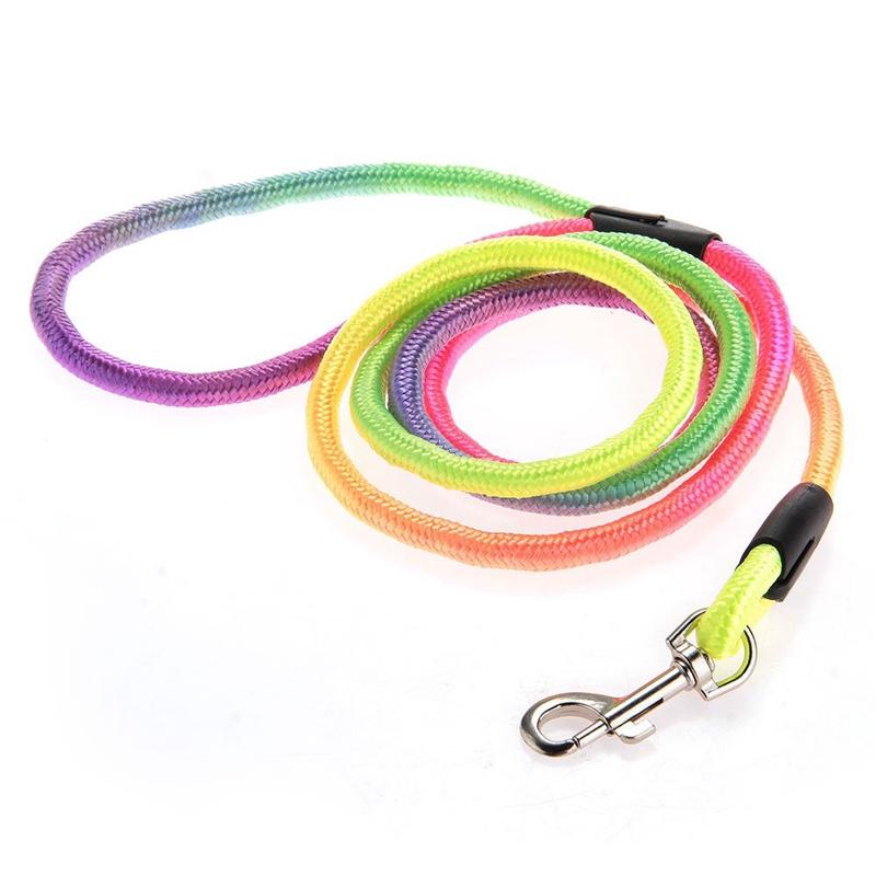 Correa-de-cordon-colorido-de-Nylon-para-Perro-de-carrera-a-pie-de-mascota-X8J-E1