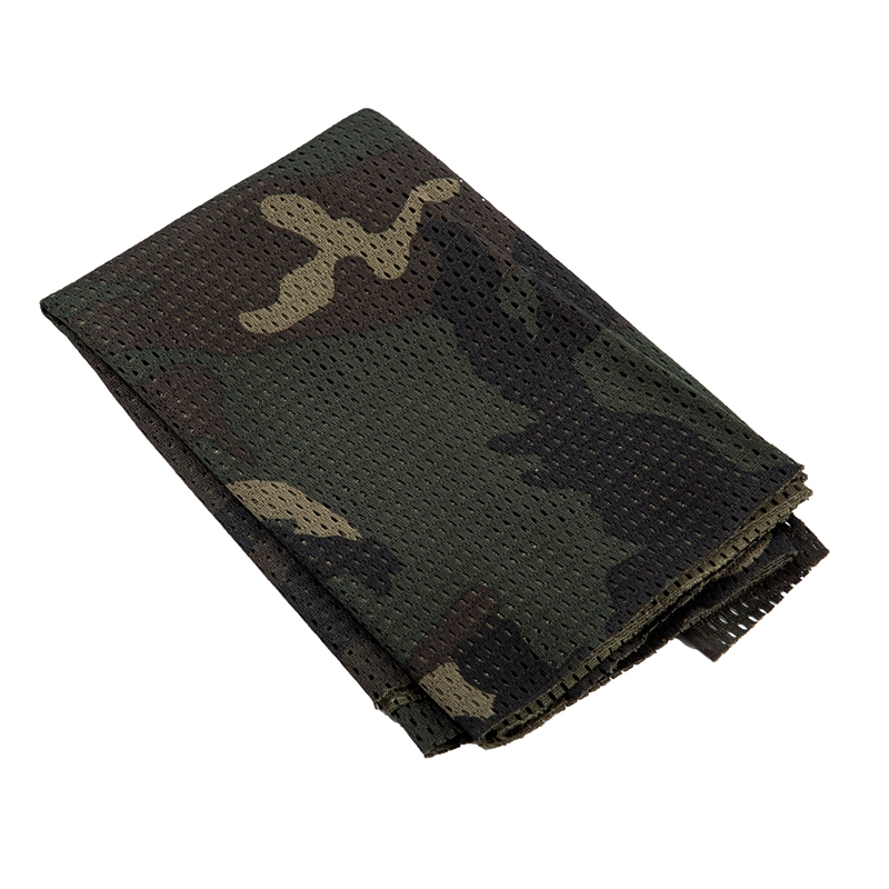 1X-Foulard-Echarpe-Cheche-Cache-Col-Camouflage-Tactique-Militaire-Armee-Pol-C3O5 miniature 4