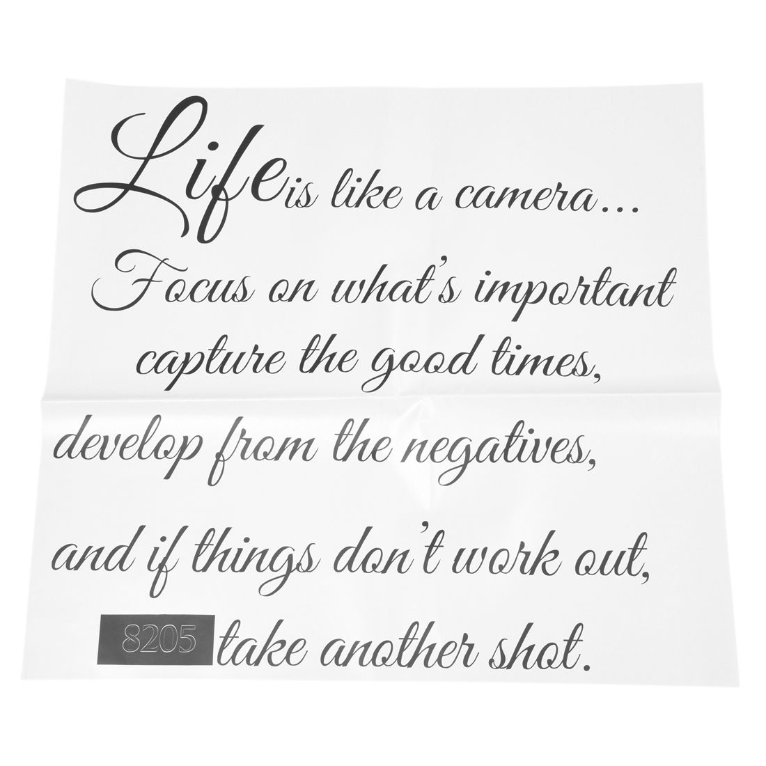 wall decal quote wall saying wall vinyl stickers dt ebay pics photos wall sayings stickers