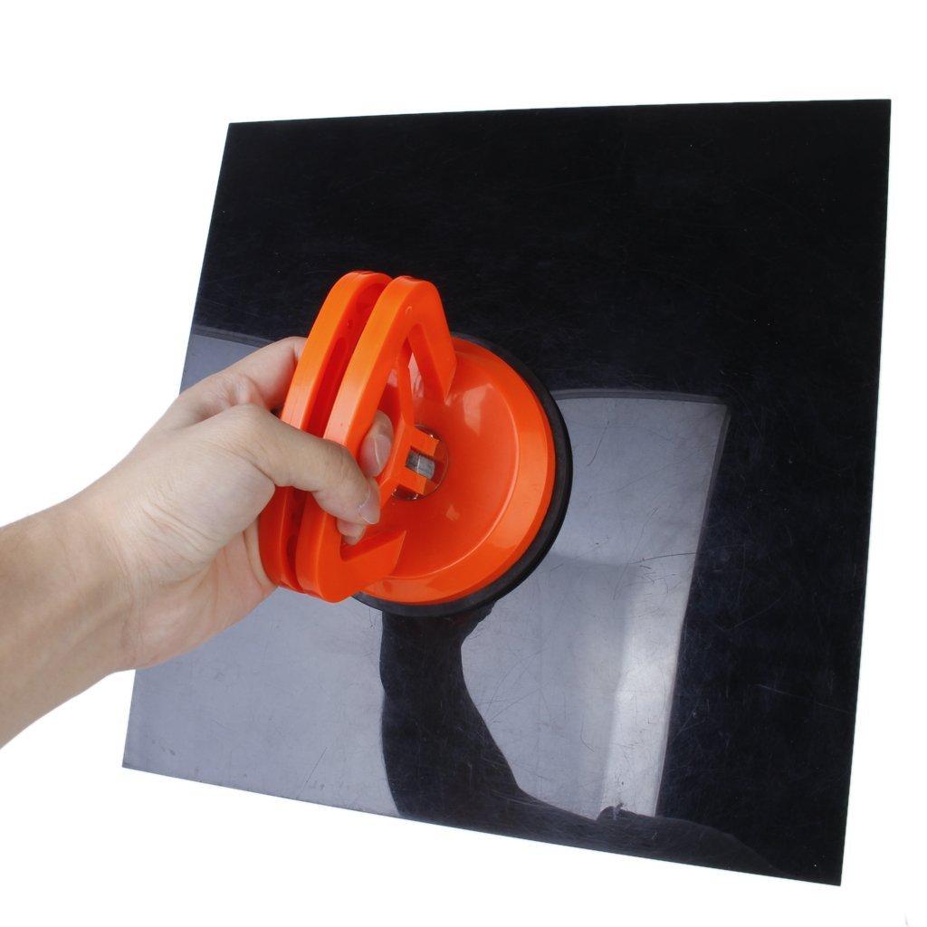 s2 rot saugnapf saugpolster delle abzieher glas tragegriff heber ebay. Black Bedroom Furniture Sets. Home Design Ideas