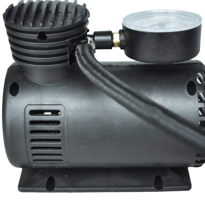 12v voiture pompe electrique compresseur d 39 air portable 300 psi gonfleur pneu ebay. Black Bedroom Furniture Sets. Home Design Ideas