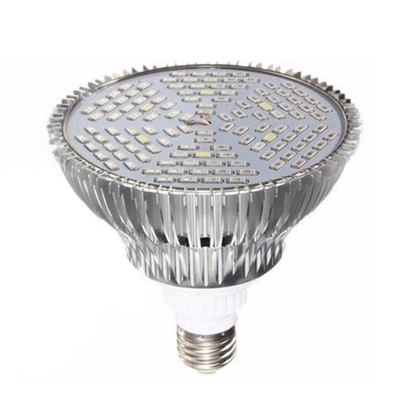 10X (E27 80W Full Spectrum 5730 LED luz de crecimiento Plantas Veg hidropónica 110V-220 1M6)