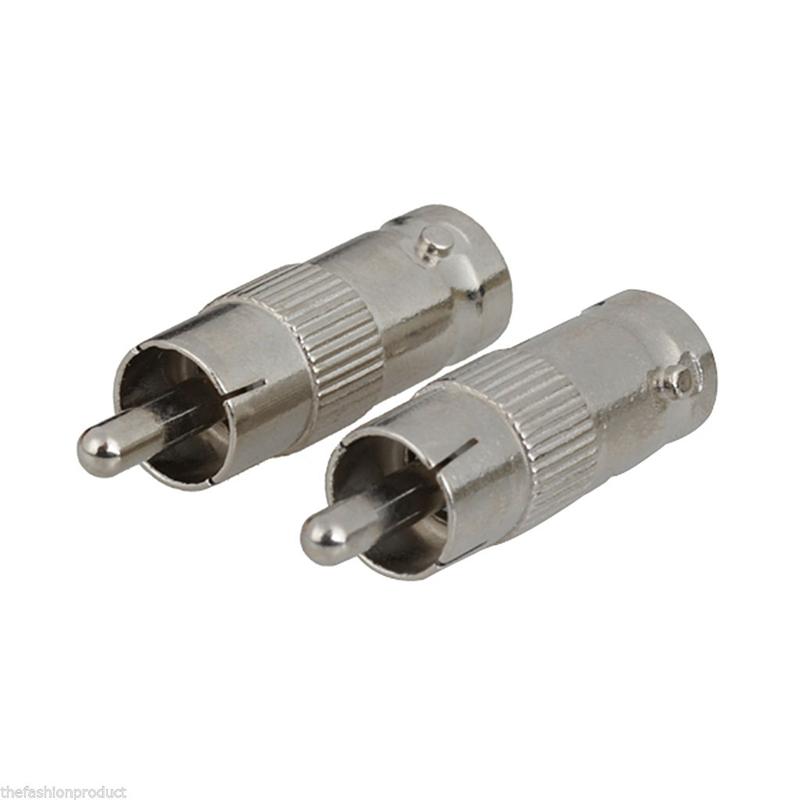 20M-Combi-Camera-Cctv-Surveillance-Camera-Bnc-Rca-Cable-Video-Alimentation-N-j1y miniature 2
