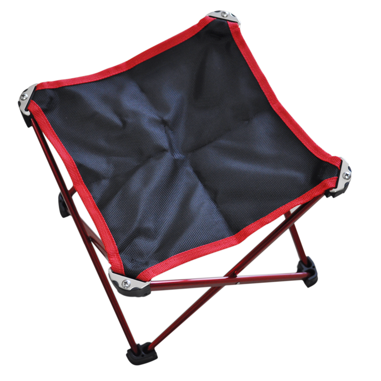 8 Anti Slip Leg Folding Stool Seat Outdoor Camping Fishing