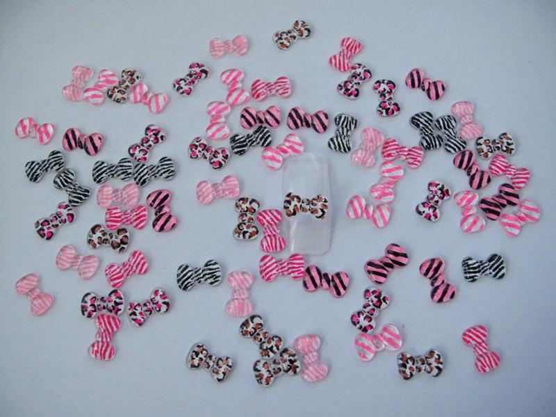 70-pezzi-arte-del-chiodo-3d-Mix-stampa-dell-039-arco-per-le-unghie-i-cellulari-N4V1