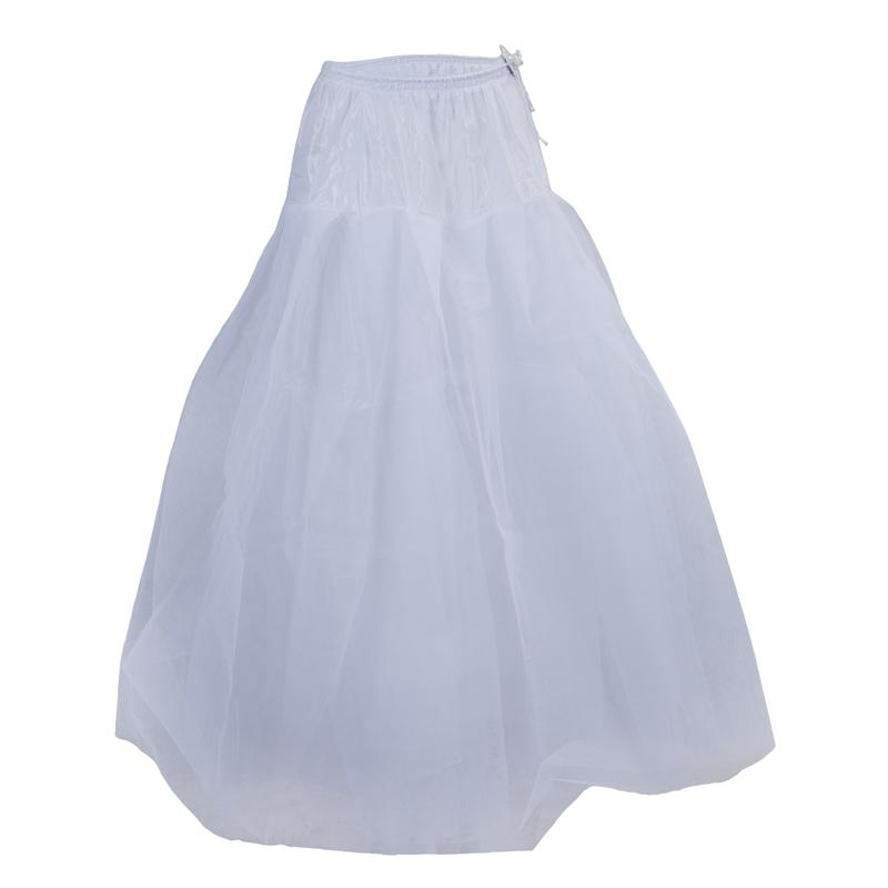 Blanco-de-4-capas-de-tul-vestido-de-boda-de-la-bola-crinolina-enagua-B5Q2