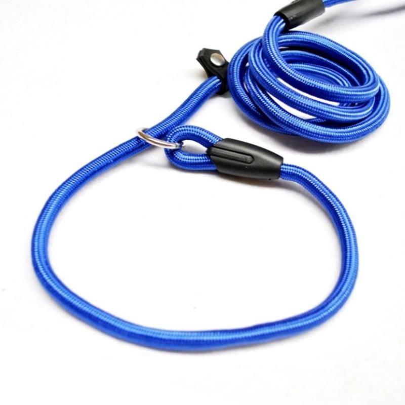 1X-1-0-140cm-Cuerda-de-traccion-Trailla-collar-plomo-de-entrenamiento-ajusta-Y3 miniatura 6