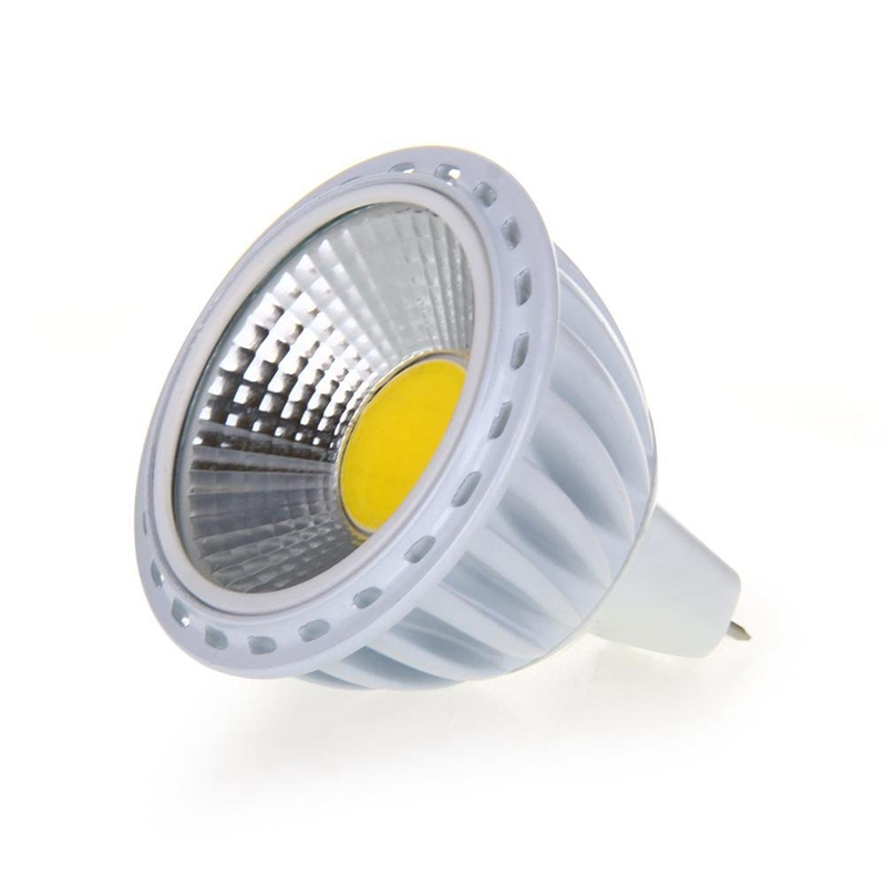 GU5,3/MR16 6W COB LED Lampe Strahler Leuchte Leuchtmittel Birne ...