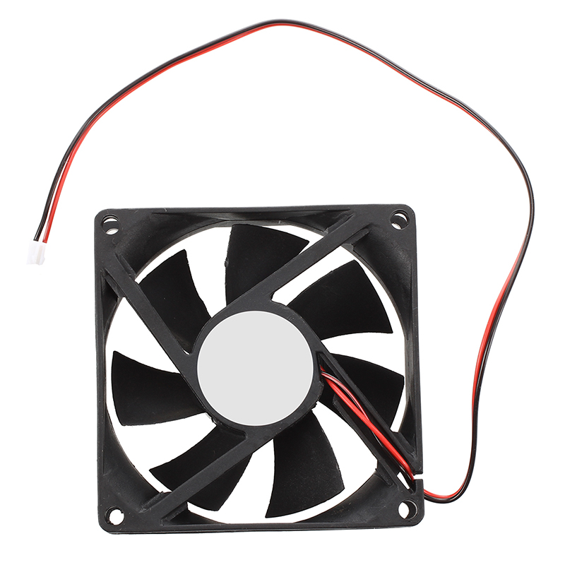 80mm-DC-12V-2pin-PC-Computer-Desktop-Case-CPU-Cooler-Cooling-Fan-T4K9