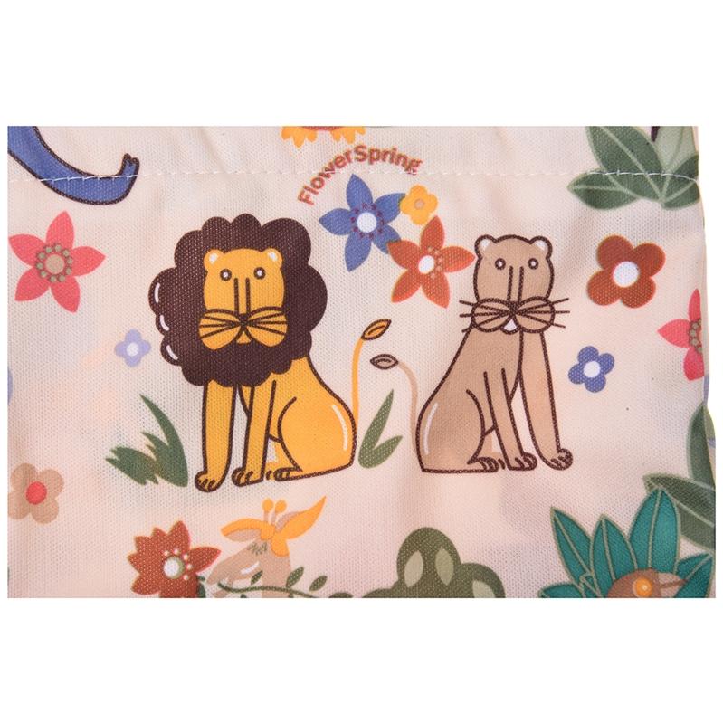 Sac-a-couches-lavables-etanche-zippe-Colorful-Owl-Pattern-Pink-Y4M2-92 miniature 25