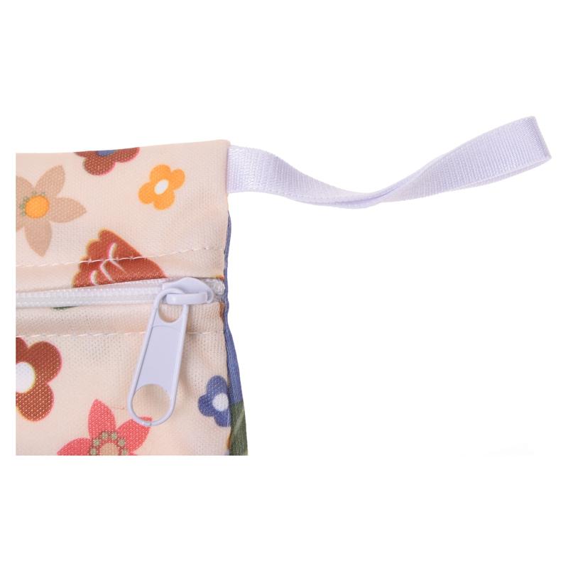 Sac-a-couches-lavables-etanche-zippe-Colorful-Owl-Pattern-Pink-Y4M2-92 miniature 27