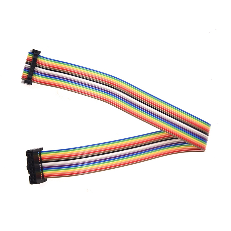 2.54mm Paso 16 Pines Hembra A Hembra IDC Conector Cable