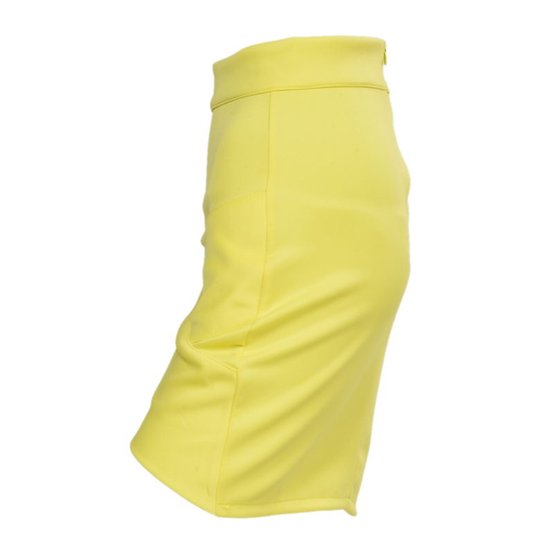 Dame-elegante-Casual-Party-a-la-mode-pour-femme-Mini-jupe-court-Stretch-Bod-T7E2 miniature 12