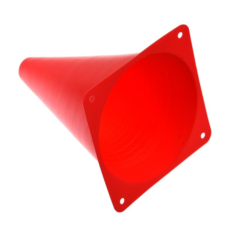 6 PCS Multi-fonction Securite Agilite Cone pour pour Cone Football Soccer Terrain de Q9Z5 bb3755
