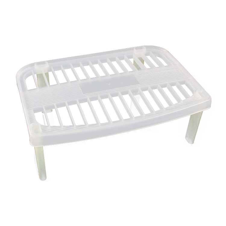 Drain-rack-dish-rack-kitchen-cabinet-shelf-finishing-frame-cutlery-tray-dis-I6B1
