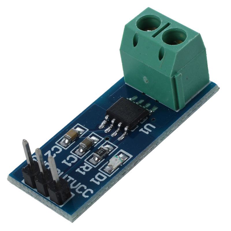 SODIAL Medidores de amperios analogicos 100A 75mV DC Shunt divisor de corriente R