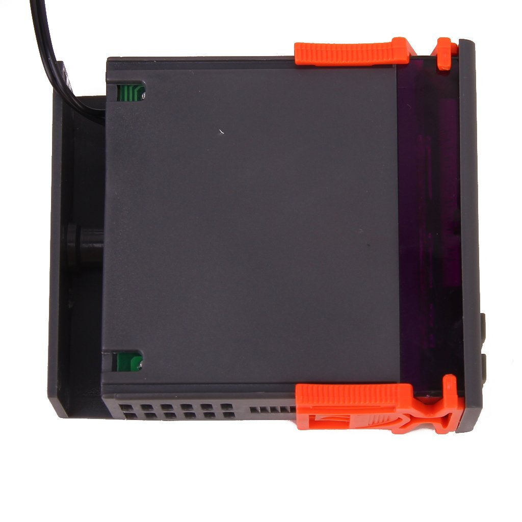 regulateur numerique de temperature thermostat wh7016c a4g2 ebay. Black Bedroom Furniture Sets. Home Design Ideas