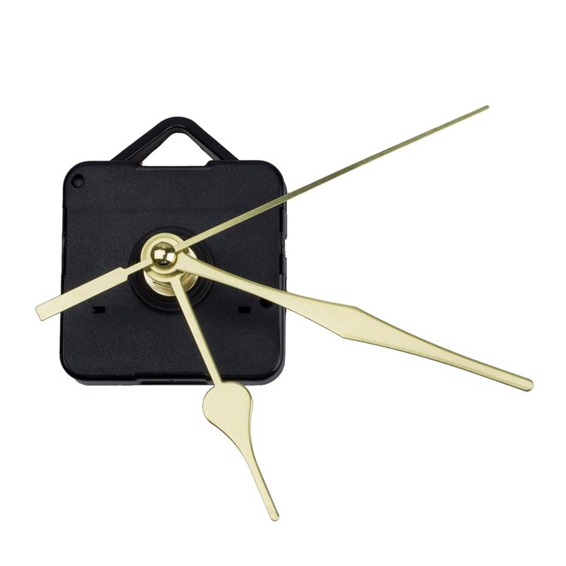 1X-Quartz-Clock-Movement-Mechanism-Gold-Hands-DIY-Repair-Parts-Kit-F2C5 thumbnail 3