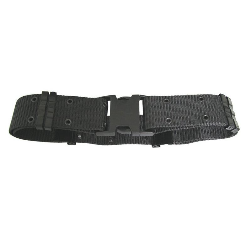 3X(Nylon reglable tactique EDR Ceinture Camo militaire Armee ceintures  noires H 1 sur 2Livraison gratuite ... e972afafc38