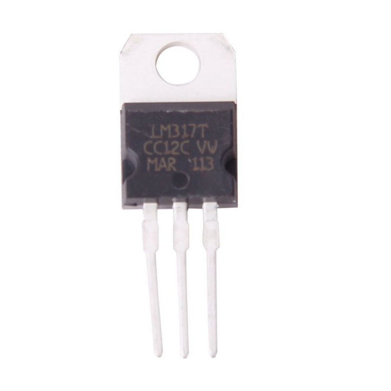 1-5-10pcs  LM317LZG 1.2-37V 100mA Positive adjustable Voltage Regulator IC
