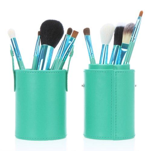 12pcs pinceau maquillage professionnel set outil de. Black Bedroom Furniture Sets. Home Design Ideas