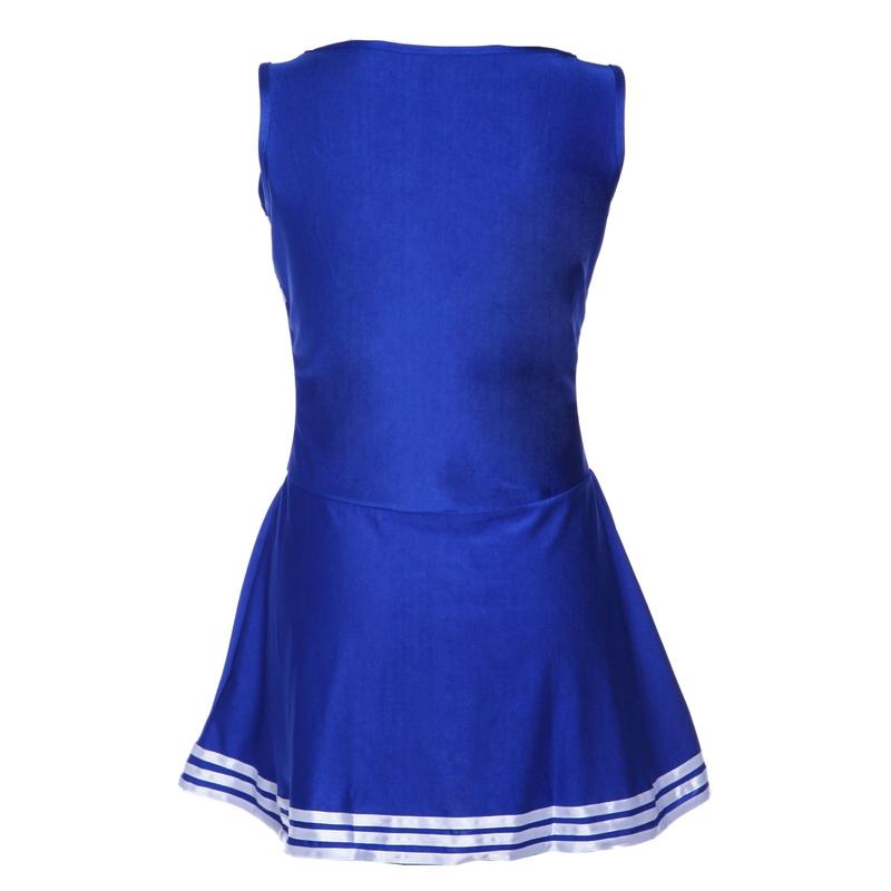 Vestido-de-tanque-Traje-azul-de-disfraz-de-animadoras-porristas-M-34-36-T1M9