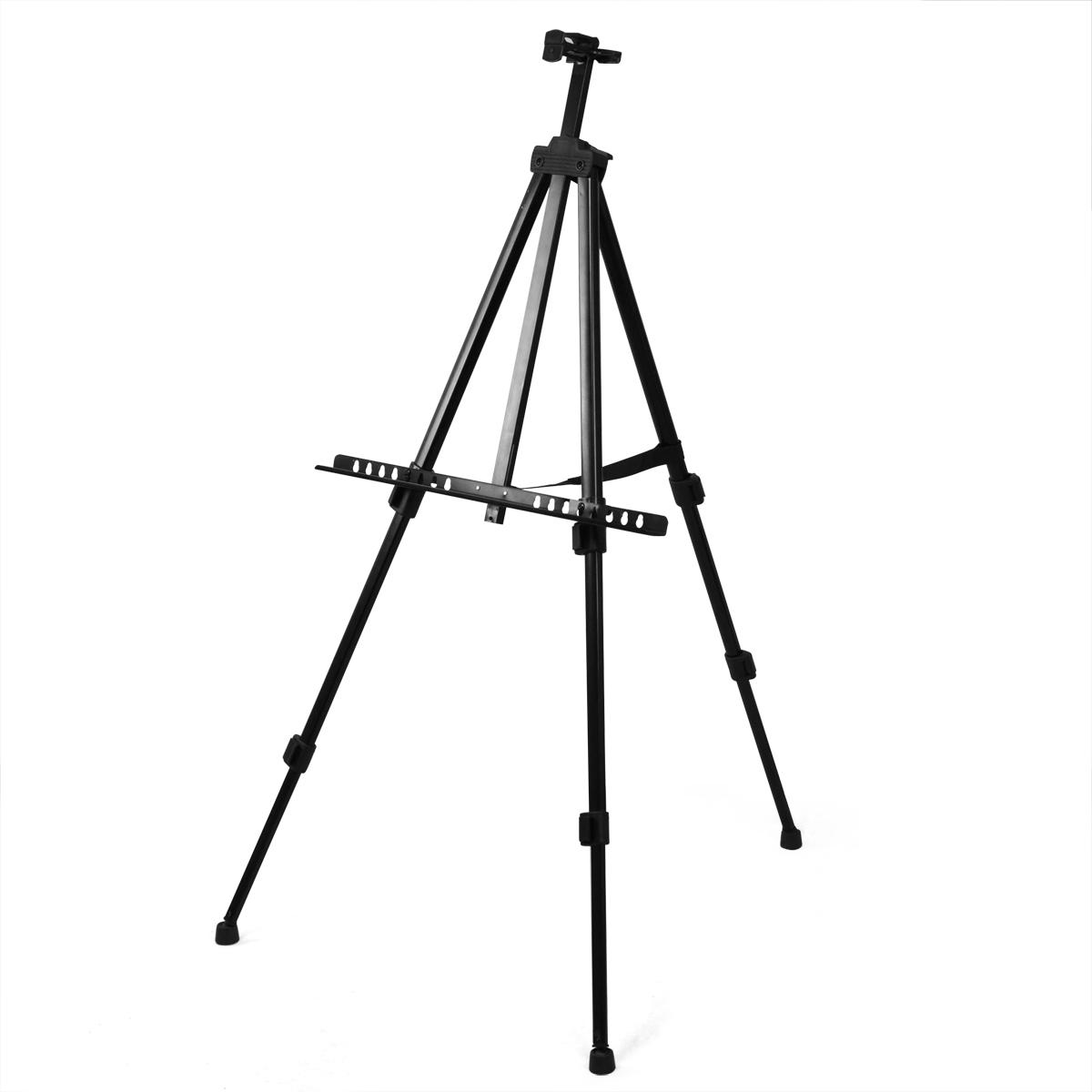 weiss brett kuenstler teleskopfeld studio malerei staffelei stativ