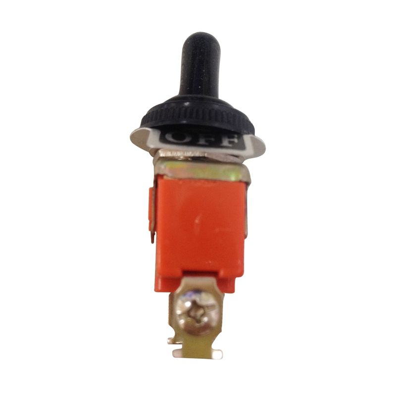 4X AC 250V 15A Amps ON//OFF 2 Position SPST Toggle Switch with Waterproof B U7L3