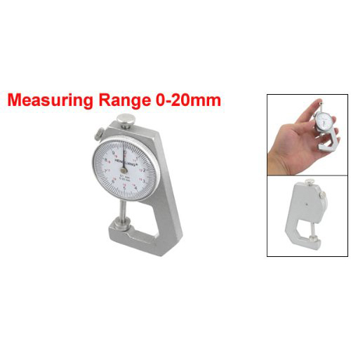1X-Pocket-Thickness-Measurement-Gauge-Gage-Tool-0-to-20mm-K3R2 thumbnail 3