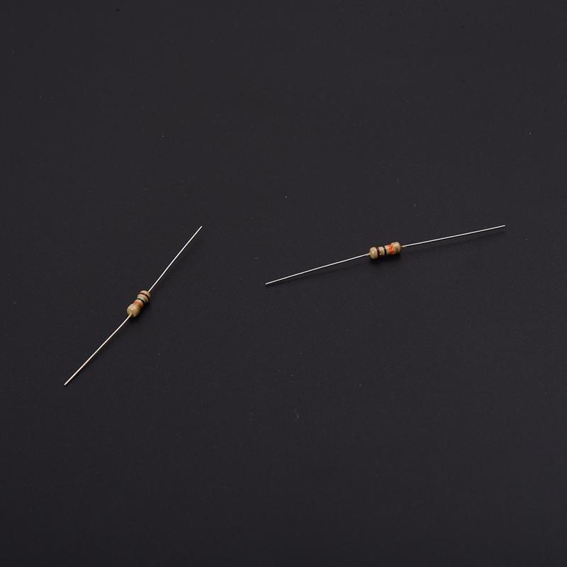 2X-1000-Stueck-10K-Ohm-250V-Durchgangsbohrung-Axialkabel-Kohleschicht-CF-WiS9W3 Indexbild 4
