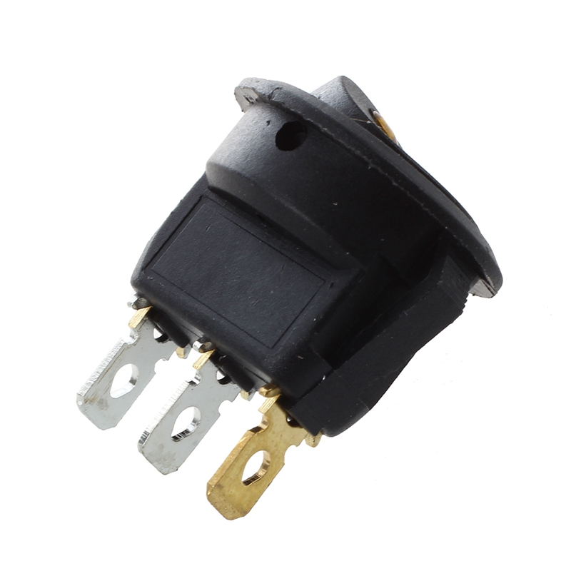 thumbnail 11 - 12V-LED-Inverter-Rocking-Rocker-Switch-ROUND-SPST-ON-OFF-for-BOAT-Car-Q4I3