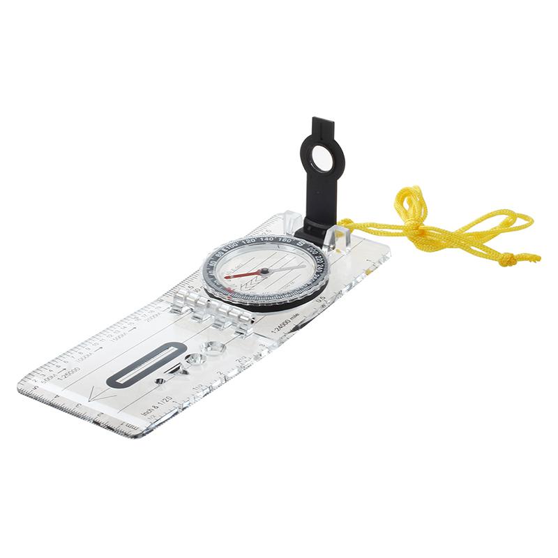 Navigation pliable Camping Baseplate Regle de compas Carte Carte Carte D6G9 e5ceb4