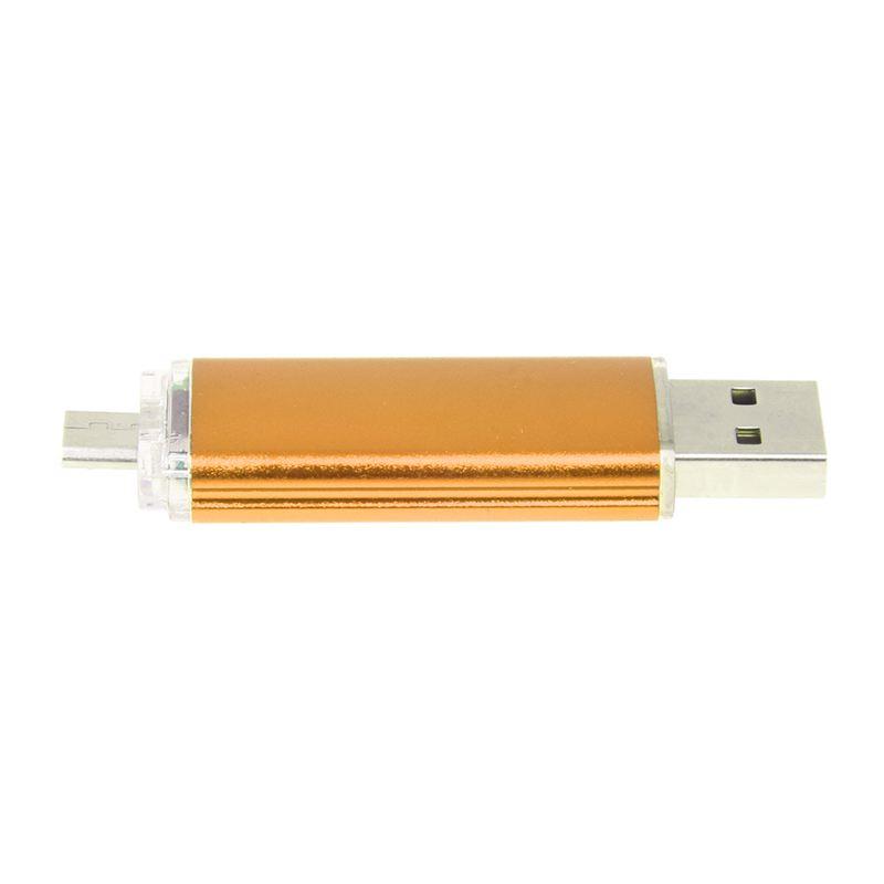 Memoria-32GB-USB-Unidad-OTG-mini-USB-Unidad-de-flash-para-ordenador-port-F1W8 miniatura 12