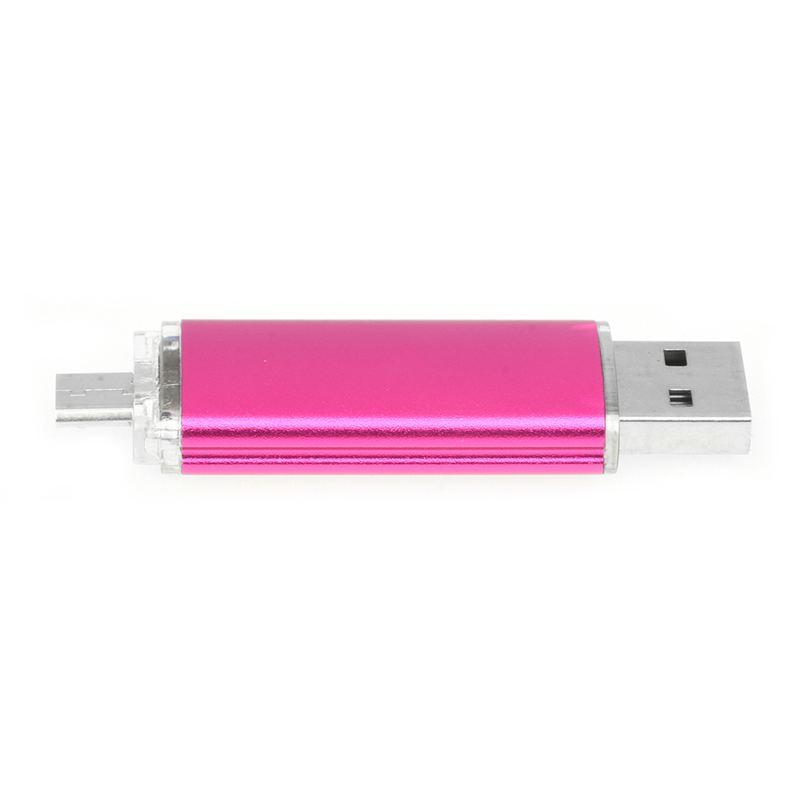 Memoria-32GB-USB-Unidad-OTG-mini-USB-Unidad-de-flash-para-ordenador-portatl-E4 miniatura 25