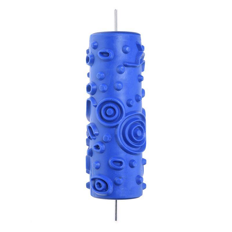 15cm DIY Rodillo de pintura de patron de puntos y onda para ...