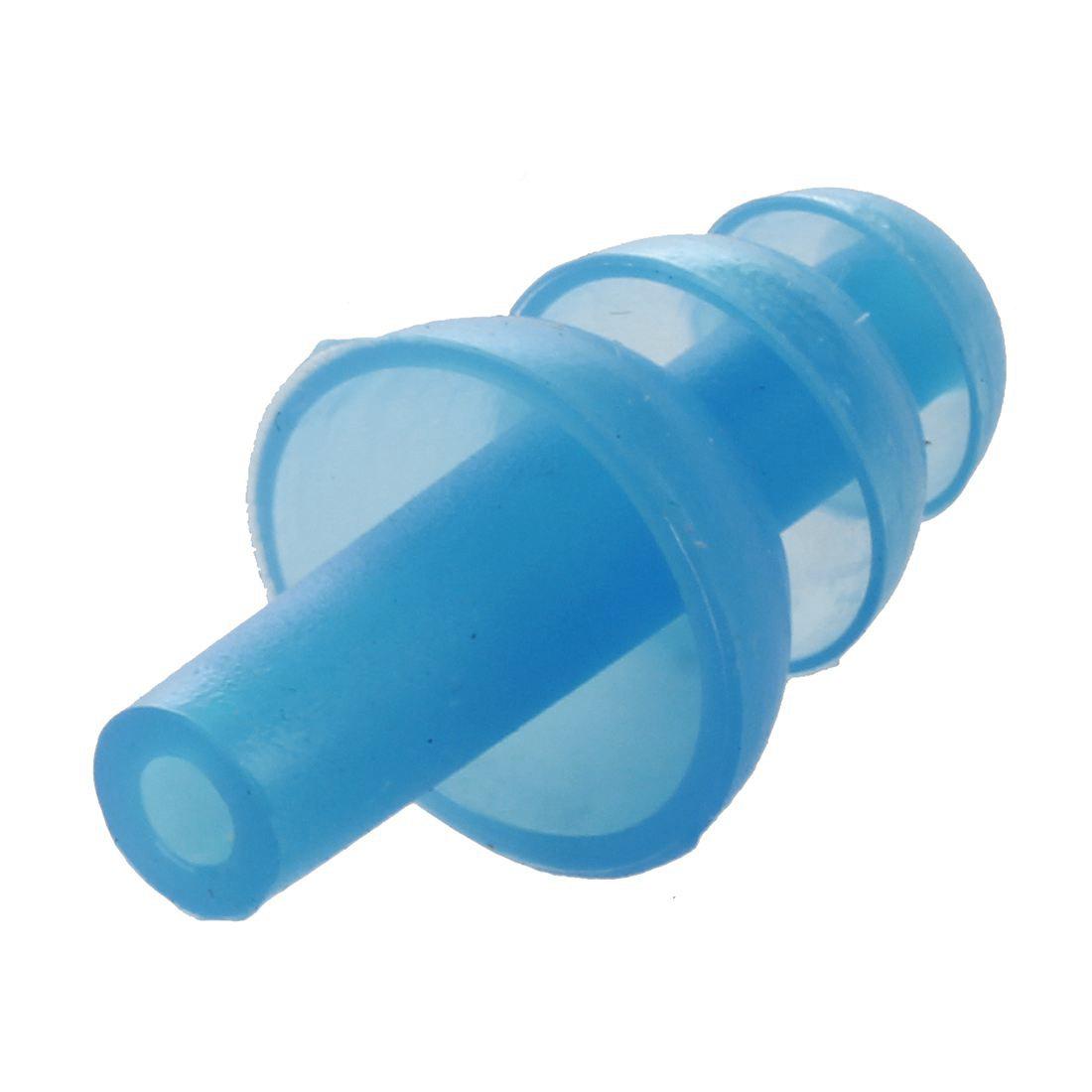 10X 1 Paar Schwimmen Flexibler Silikon Ohrstoepsel - C7M9 10X SODIAL R 10X