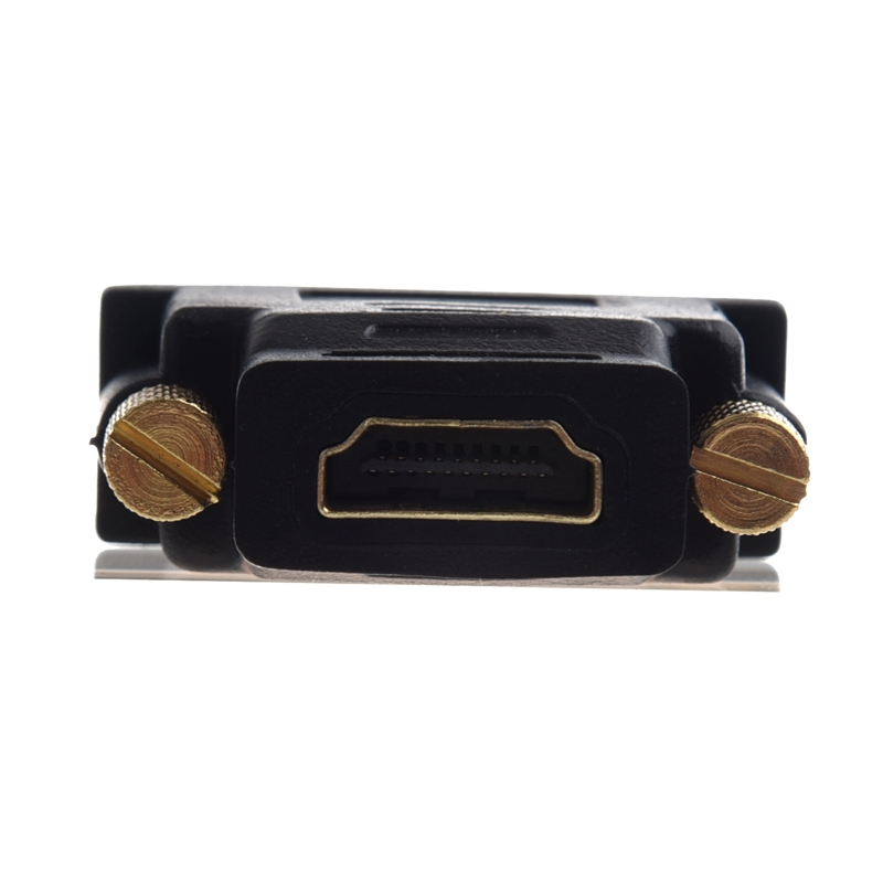 New-Gold-Plated-HDMI-Female-to-DVI-D-Male-Video-Adaptor-G6Y1 thumbnail 4