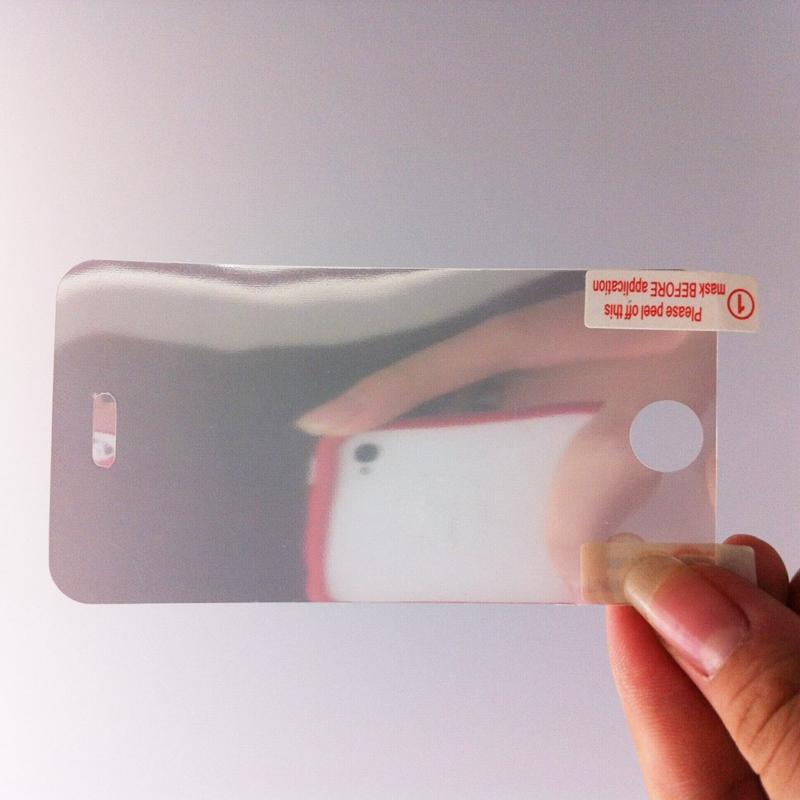 Cubierta-protector-de-pantalla-del-LCD-del-espejo-para-iPhone-3GS-3G-S-E6B8-1O miniatura 2
